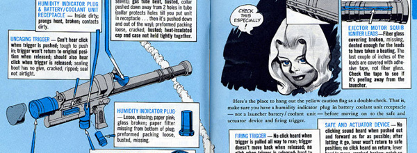 Eisner's PS Magazine: Comics as Usability Asset